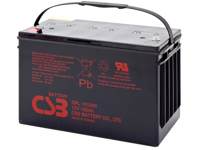 CSB Battery GP 121000